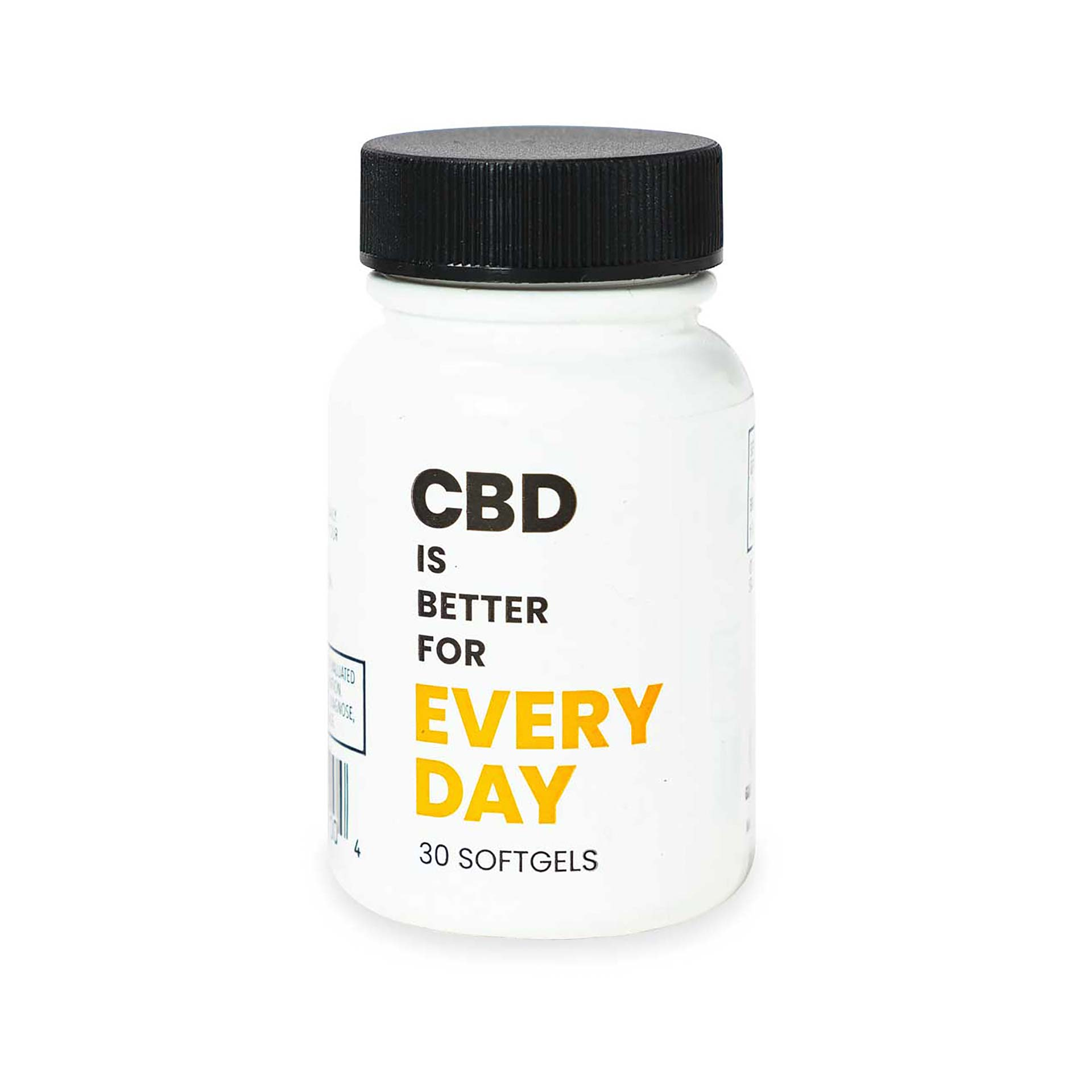 CBD IS BETTER FOR EVERY DAY Bottle (25mg CBD)