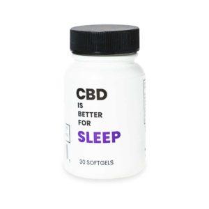 CBD IS BETTER FOR SLEEP Bottle (25mg CBD)