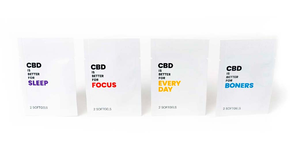 CBD IS BETTER SAMPLER