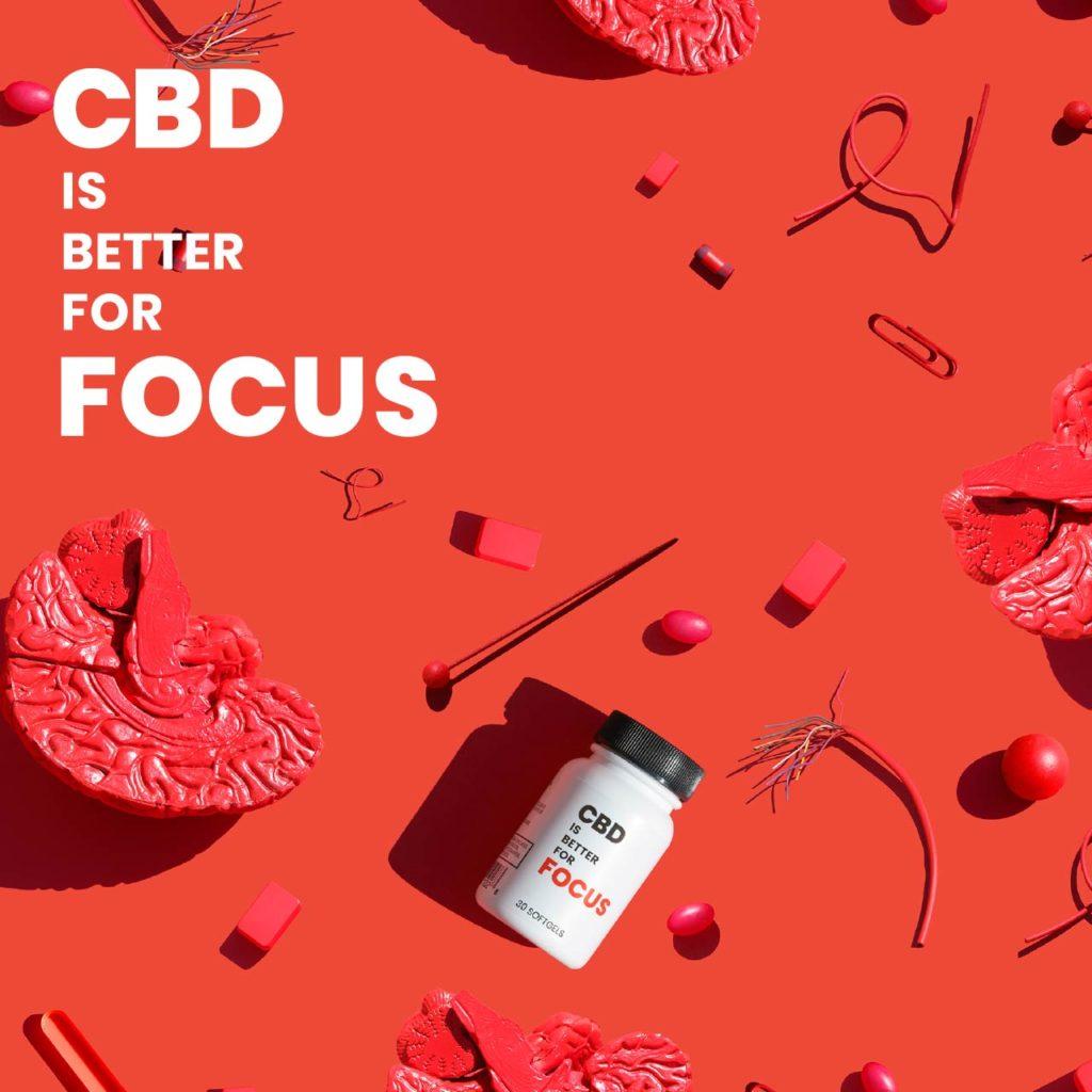 CBD IS BETTER Banner - FOCUS - Square - 1280px
