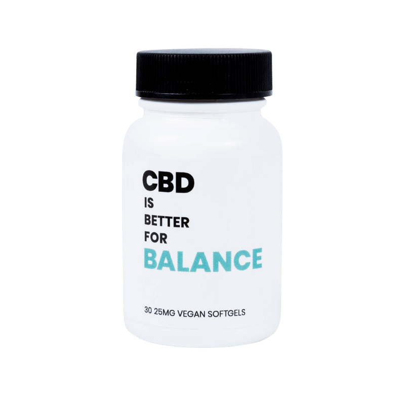 CBD is Better Broad Spectrum with Vitamin D