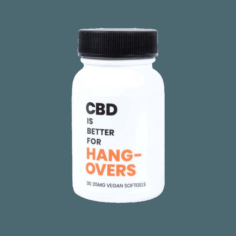 CBD is Better for Hangovers