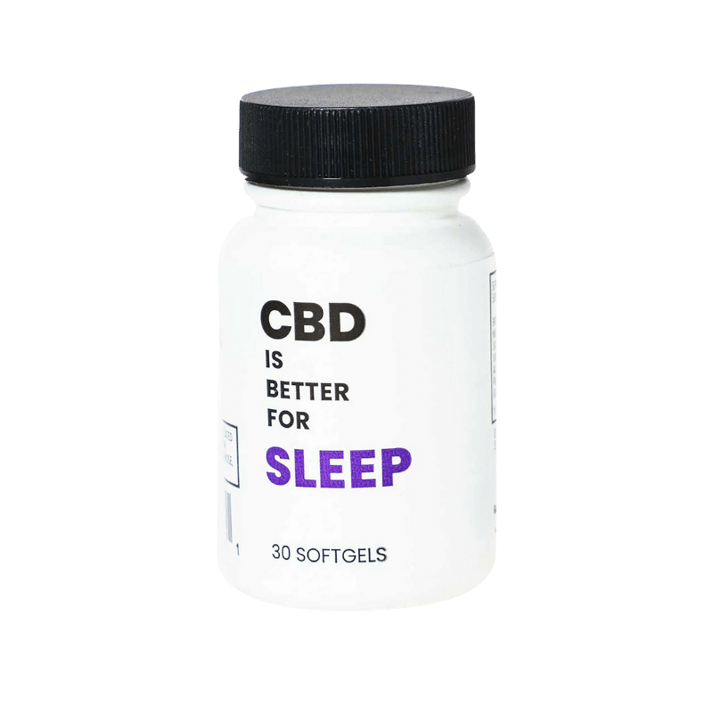 CBD with Melatonin for Sleep