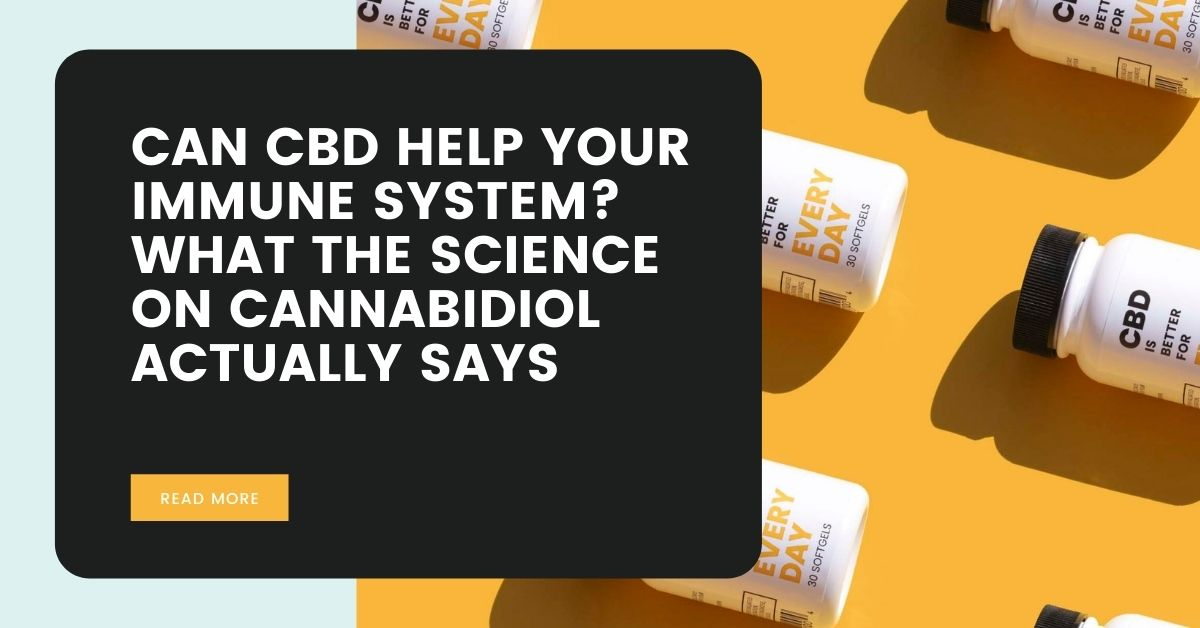 Can CBD help your immune system?