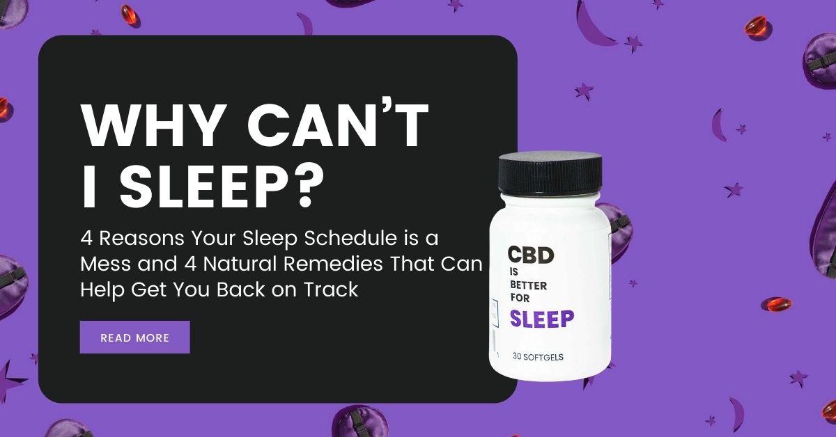 Why Can't I Sleep_