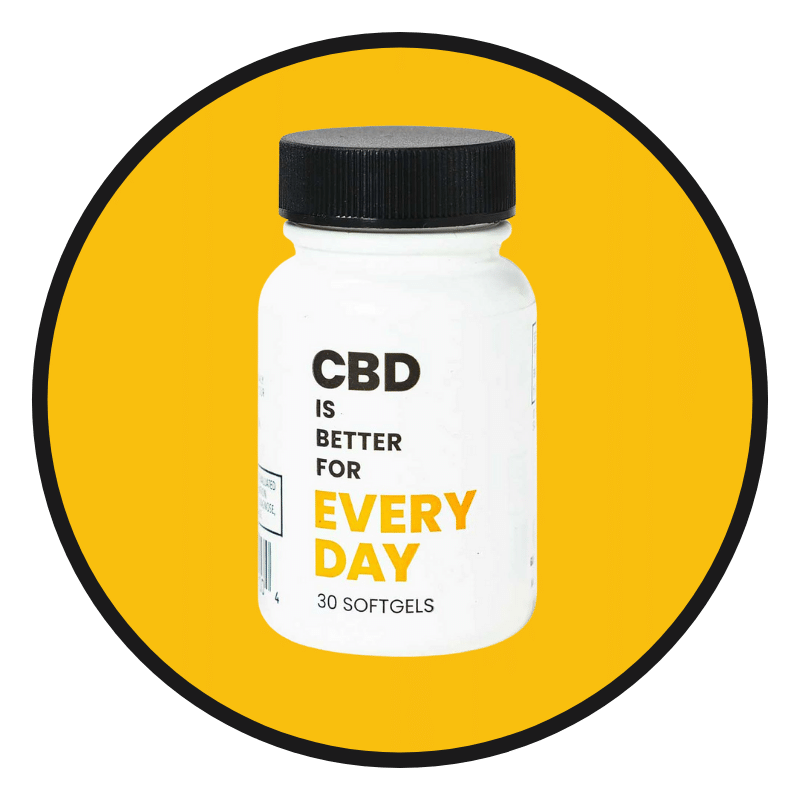 CBD IS BETTER FOR EVERYDAY